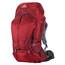 Gregory Deva 60 Backpack Women S ruby red